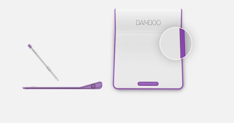Wacom presenta la nueva tableta Bamboo Pad con entrada dos en uno - Bamboo-pad
