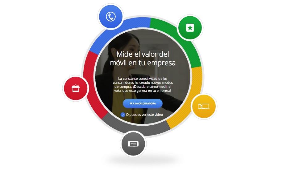 Google presenta una herramienta para medir las campañas publicitarias en dispositivos móviles - Calculadora-Google