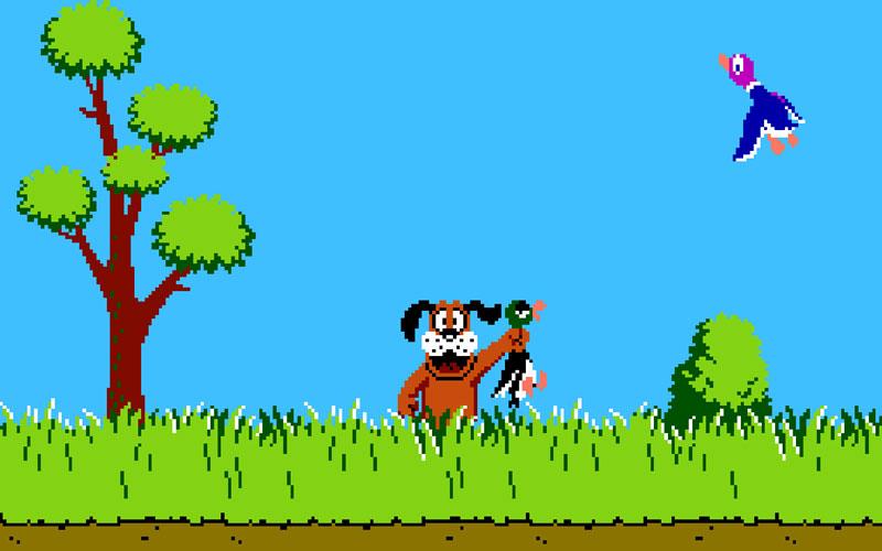 Los 10 videojuegos más vendidos de la historia - Duck-Hunt
