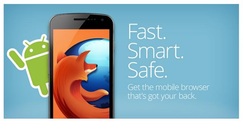 Firefox para Android se actualiza con nuevas opciones para compartir lo que navegamos - Firefox-Android