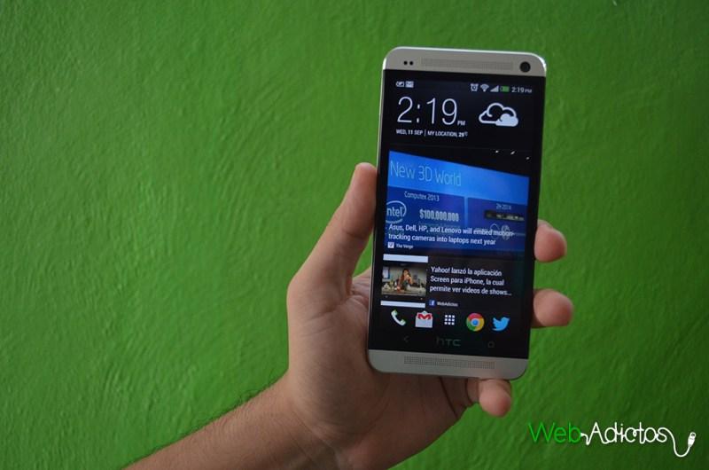 HTC One, el mejor smartphone con Android <br > del primer semestre del 2013 [Reseña] - HTC-One-7