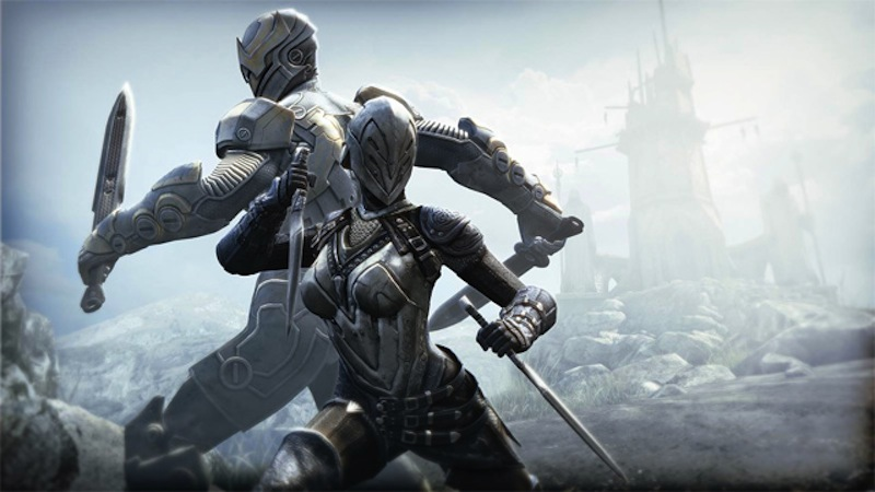 Infinity Blade III Infinity Blade III pone fin a la saga y es exclusivo para iOS
