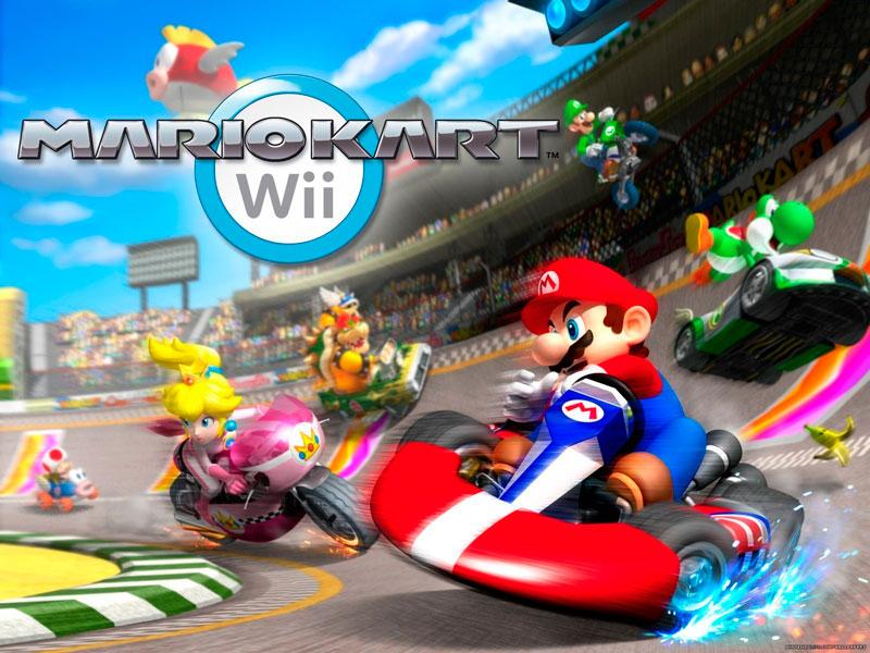 Los 10 videojuegos más vendidos de la historia - Mario-Kart-wii