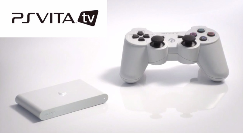 PS Vita TV es presentada por Sony - PS-Vita-TV