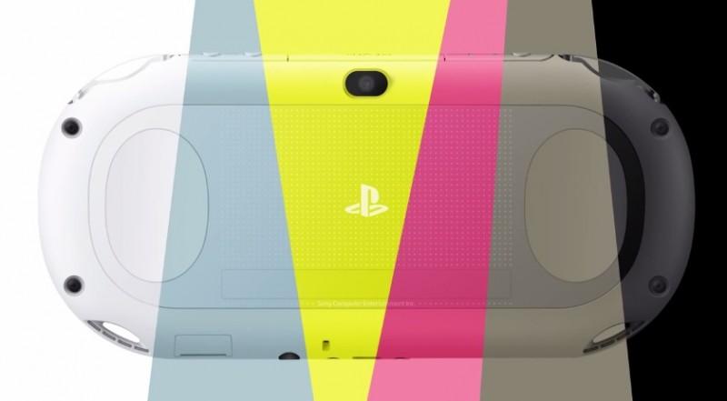 Sony rediseña la PS Vita y ahora está disponible en varios colores - PS-Vita-colores-800x441