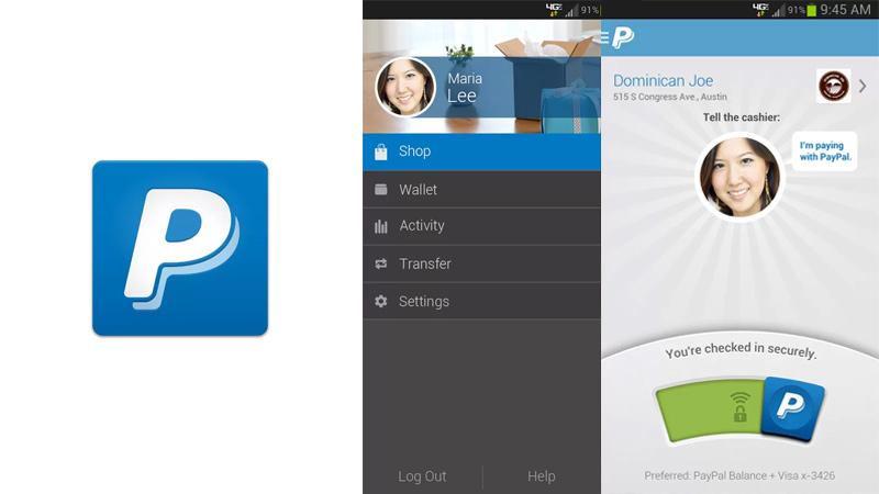 Paypal Android Paypal actualiza radicalmente su aplicación para Android