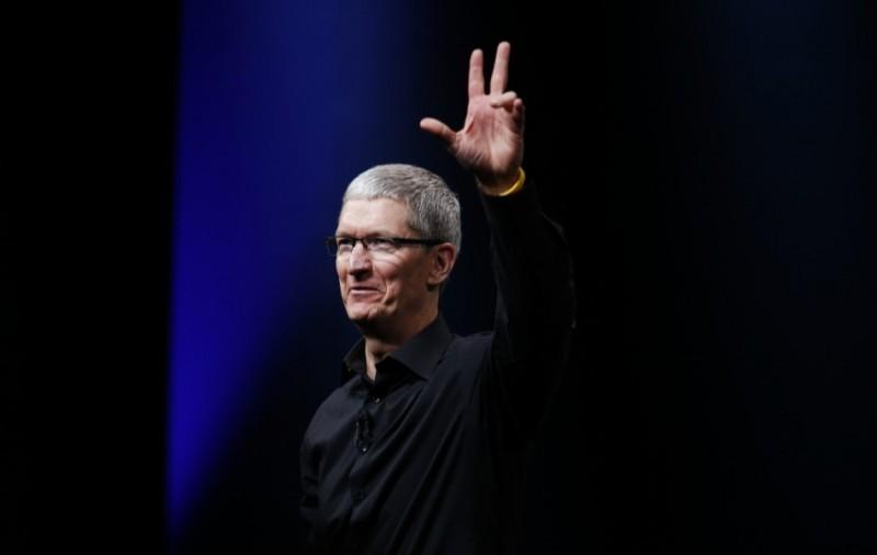 Revive el evento de Apple en donde se presentó el iPhone 5S y el iPhone 5C - Tim-Cook-800x506