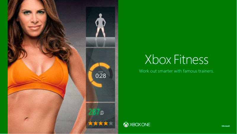 Xbox Fitness Ya podrás ponerte en forma con Insanity o P90X en tu Xbox One