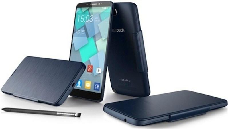 Alcatel One Touch Hero, el nuevo phablet de la marca francesa - alcatel-one-touch-hero
