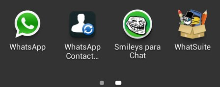 Apps para complementar WhatsApp en Android