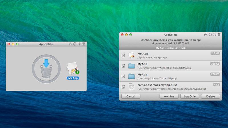 Las mejores opciones para desinstalar apps en Mac - appdelete