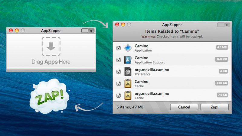 Las mejores opciones para desinstalar apps en Mac - appzapper