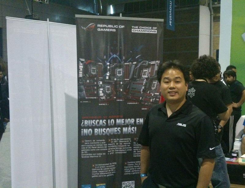 ASUS y su influencia en la industria de videojuegos de PC - asus-trg-mexico