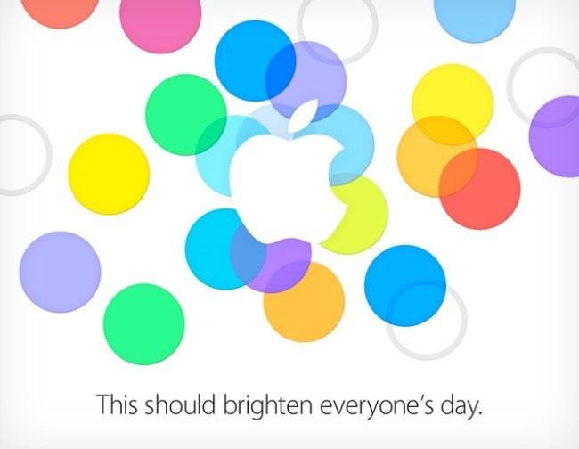 Apple confirma evento para el 10 de septiembre con nuevos iPhones en camino - evento