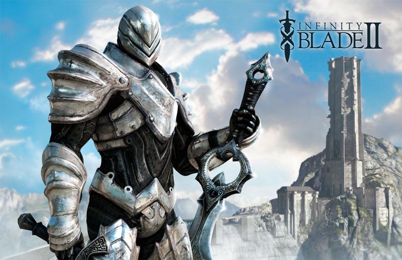infinity blade Infinity Blade 3 llega a iOS para finalizar este trilogía exclusiva