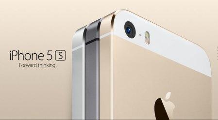 Apple presenta el nuevo iPhone 5S
