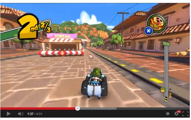 Llega el Chavo Kart a la Xbox 360 - juego-de-carreras-de-el-chavo