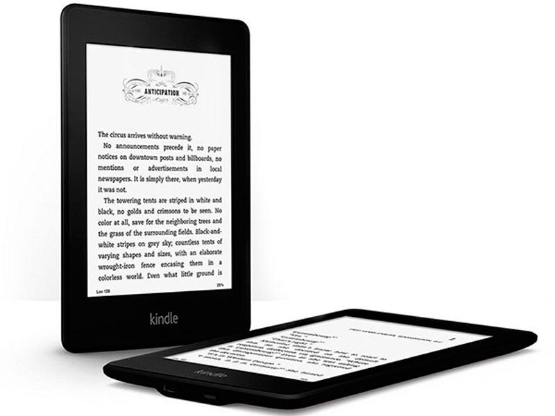 Amazon presenta su nuevo Kindle Paperwhite con mejor pantalla y procesador más rápido - kindle-paperwhite