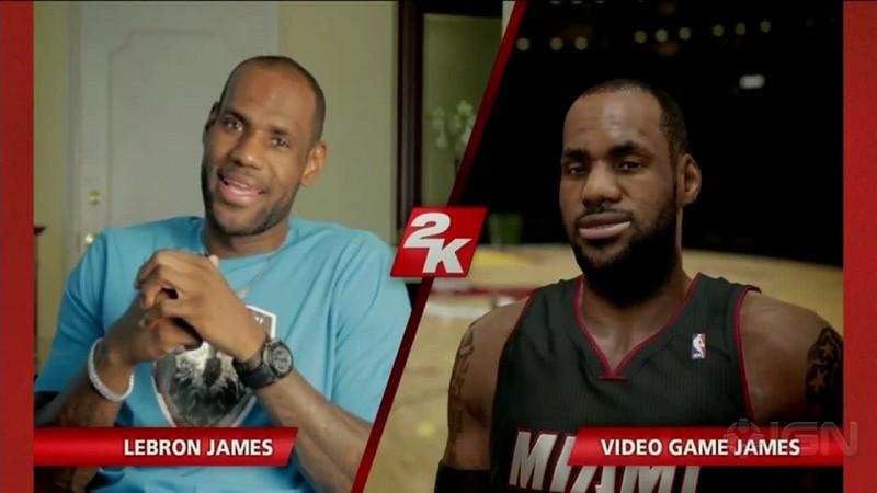 NBA 2K14 muestra sus espectaculares gráficos Next-Gen - lebron-james-800x450