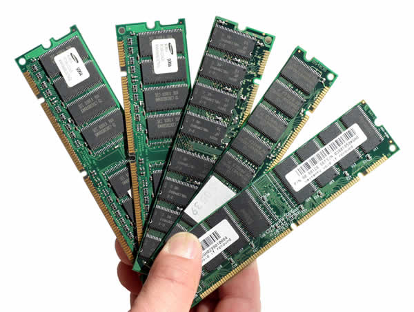 memoria ram ¿Cuáles son los componentes necesarios para armar una computadora?