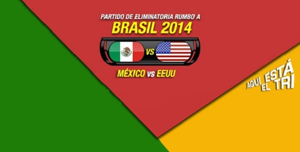 México vs Estados Unidos en vivo, Eliminatoria 2014 - mexico-estados-unidos-en-vivo-eliminatoria-mundial-2014