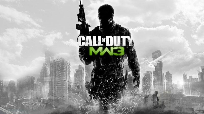 modern warfare 3 Los 10 videojuegos más vendidos de la historia