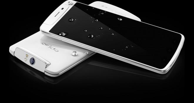 Oppo presenta el Oppo N1 con cámara rotatoria y CyanogenMod incluído - oppo-n1-