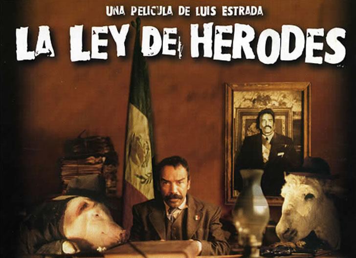 pelicula la ley de herodes Película Online: La ley de herodes, divertida película mexicana para este fin de semana