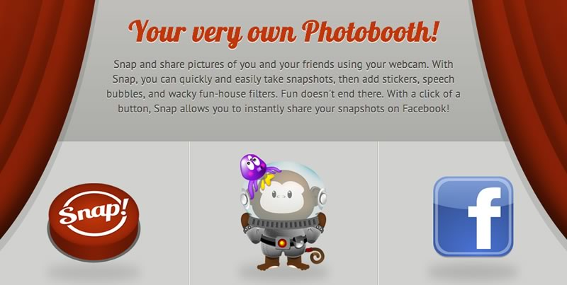 Efectos para fotos en Windows al estilo Photo Booth con Snap! - programa-efectos-fotos-windows-gratis