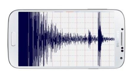 Los teléfonos inteligentes podrían convertirse en sensores sísmicos