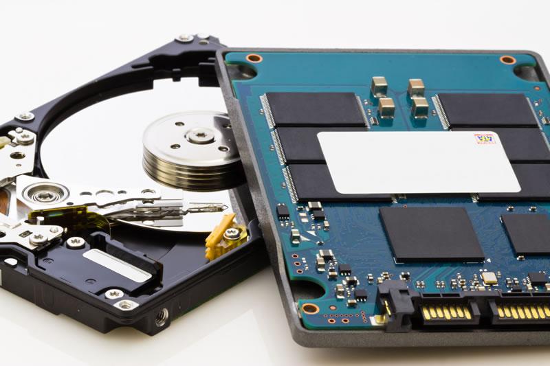 Disco duro HDD vs SSD ¿Cuál es la diferencia? - ssd-vs-hdd