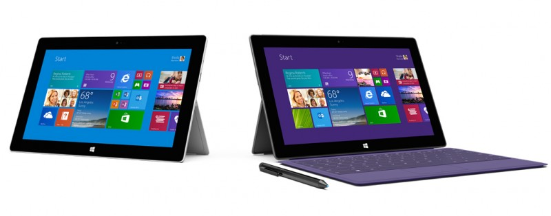 Microsoft lanza Surface RT 2 y Surface Pro 2 - surface-2-pro-rt-800x314