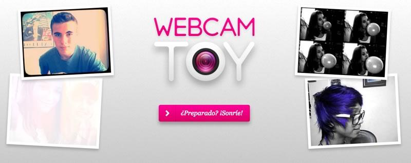 WebCam Toy, toma fotos con tu webcam y agrégale efectos divertidos - webcam-toy-efectos-fotos