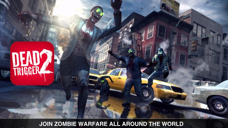 Dead Trigger 2 disponible en Android de forma gratuita - Dead-trigger-2-android