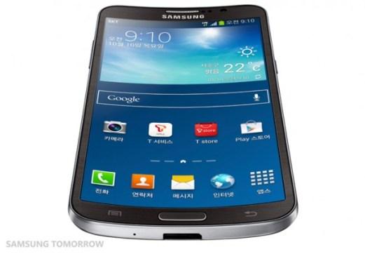 Samsung Galaxy Round es presentado oficialmente, el primer smartphone con pantalla curva - F_006_Dynamic2_Black-610x424