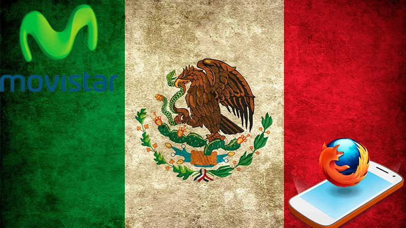 Firefox OS Mexico Firefox OS es presentado oficialmente en México por Mozilla y Movistar
