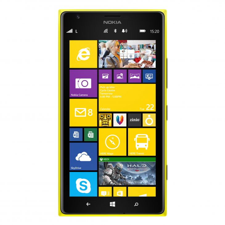 Nokia Lumia 1520 y 1320 con gloriosas pantallas de 6 pulgadas son presentados oficialmente - Lumia-15020