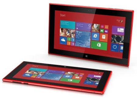 Nokia Lumia 2520, la nueva tablet de Nokia con Windows RT