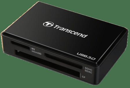 Lector de Tarjetas Transcend USB 3.0 RDF8 [Reseña] - Transcend_RDF8