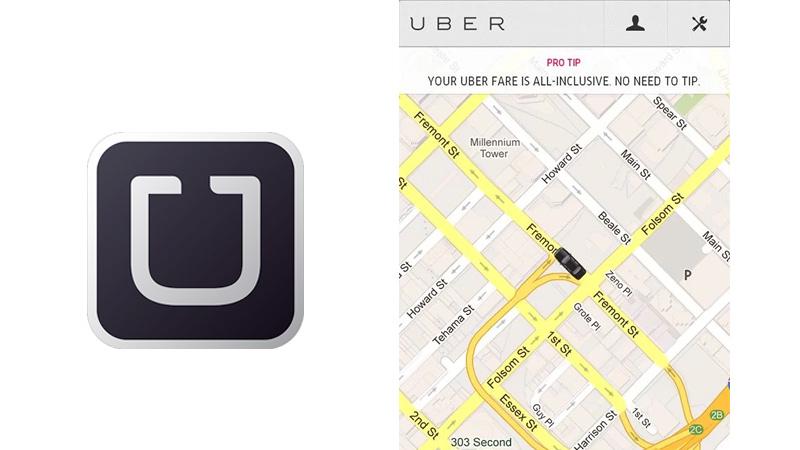 5 apps para viajar en Taxi Seguro en México, DF - Uber