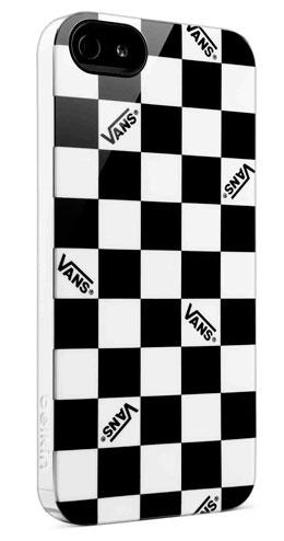 VANS 3 Fundas para iPhone 5 de Belkin con diseños de la marca Vans