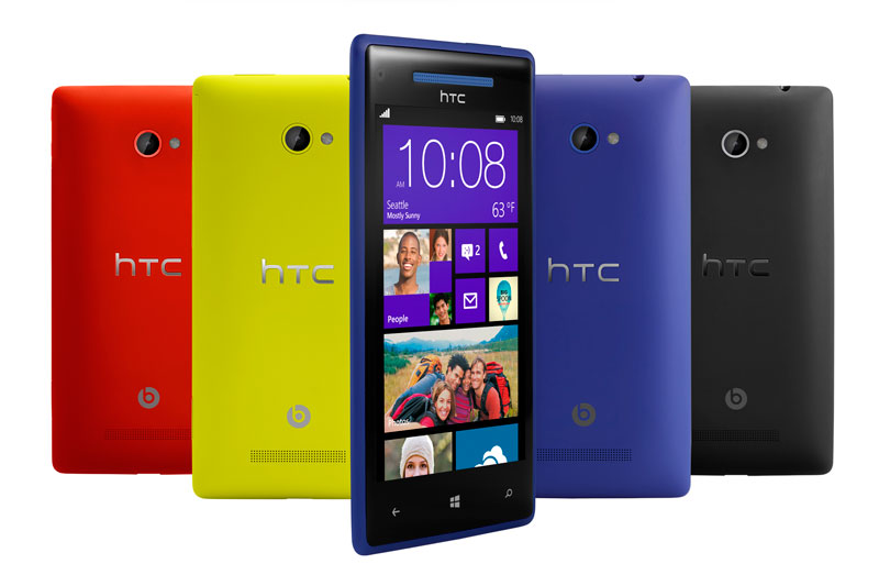 WindowsPhone8 htc Microsoft habría pedido a HTC incluir Windows Phone en sus equipos Android