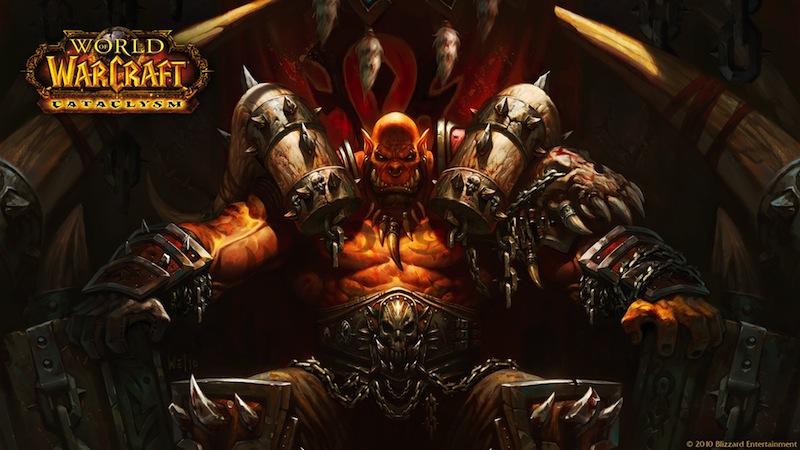Película de Word of Warcraft se estrenará en diciembre de 2015 - World-Of-Warcraft