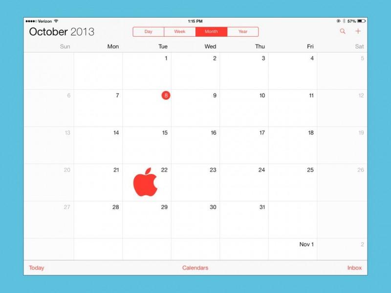 Nuevos iPads serían presentados el 22 de octubre - apple-oct-22-ipad-red-800x600