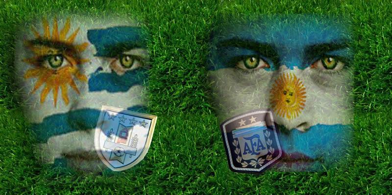 Eliminatorias Conmebol 2013 en vivo por Internet - argentina-vs-uruguay