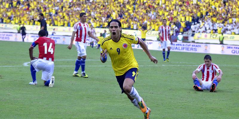 colombia vs paraguay Paraguay vs Colombia en vivo por internet (Eliminatorias Conmebol)