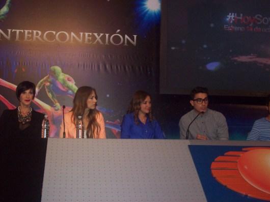 #HoySoyNadie, una serie de tv que involucra las redes sociales - conf-hoy-soy-nadie