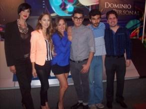 #HoySoyNadie, una serie de tv que involucra las redes sociales - elencoy-productor-hoy-soy-nadie