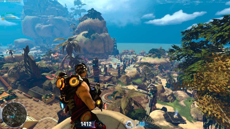 Conoce Firefall, multijugador masivo con varias características únicas - firefall