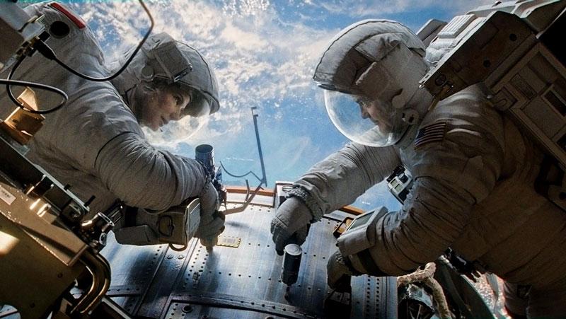 Estreno de la semana en el cine: Gravedad del mexicano Alfonso Cuarón - gravity-pelicula